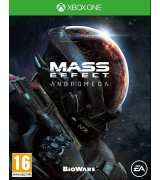 Игра Mass Effect: Andromeda для Microsoft Xbox One (русские субтитры)