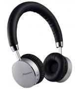 Pioneer SE-MJ561BT Wireless Stereo Headphones (SE-MJ561BT-S) Silver
