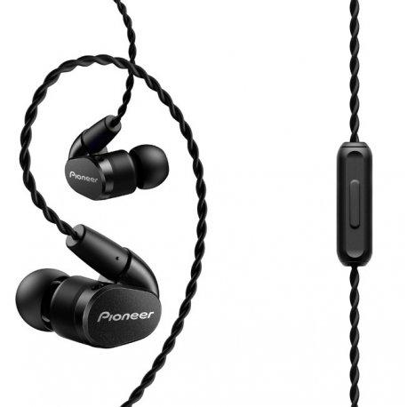Pioneer SE-CH5T Wireless Stereo Headphones (SE-CH5T-K) Black