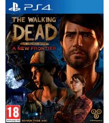 Игра The Walking Dead: A New Frontier для Sony PS 4 (русские субтитры)