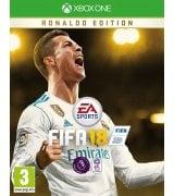 Игра FIFA 18 Ronaldo Edition для Microsoft Xbox One (русская версия)