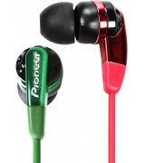 Pioneer SE-CL721 Headphones Bass (SE-CL721-N) Green
