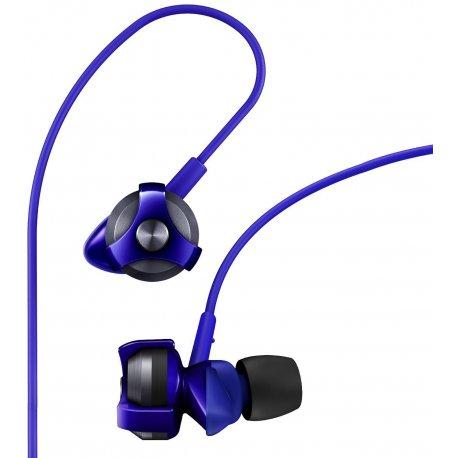 Pioneer SE-CL751 Headphones Bass Exciter (SE-CL751-L) Blue