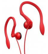 Pioneer E-E511 Sport Headphones (SE-E511-R) Red