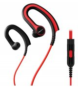 Pioneer SE-E711T Sport Headphones (SE-E711T-R) Red
