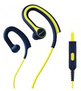 Pioneer SE-E711T Headphones (SE-E711T-Y) Yellow