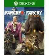Игра Far Cry Primal + Far Cry 4 для Microsoft Xbox One (русская версия)