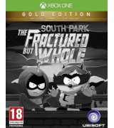 Игра South Park: The Fractured but Whole - Gold Edition для Microsoft Xbox One (русские субтитры)