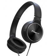 Pioneer SE-MJ512 Headphones (SE-MJ512-PW) White-Purple