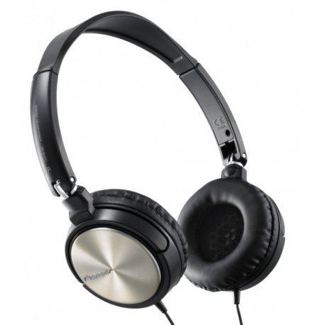 Pioneer SE-MJ531 Headphones (SE-MJ531-N) Gold