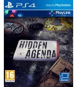 Игра Hidden Agenda для Sony PS 4 (русская версия)