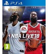 Игра NBA Live 18 для Sony PS 4 (английская версия)