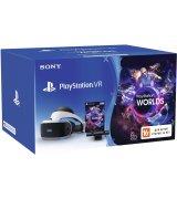 Очки виртуальной реальности Sony PlayStation VR + камера + VR Worlds (9947066)