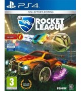 Игра Rocket League: Collector's Edition (2017) для Sony PS 4 (английская версия)
