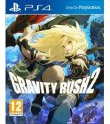 Игра Gravity Rush 2 для Sony PS 4 (русские субтитры)