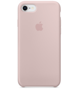 Чехол Apple iPhone 8 Silicone Case Pink Sand (MQGQ2)
