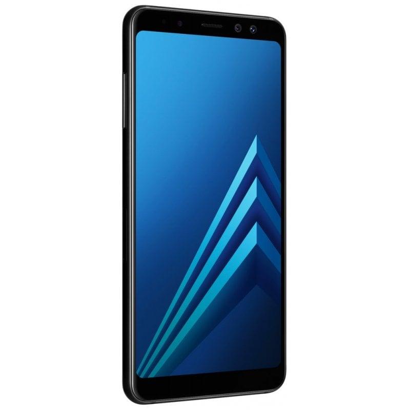 Samsung Galaxy A8 (2018) Duos SM-A530 32Gb Black