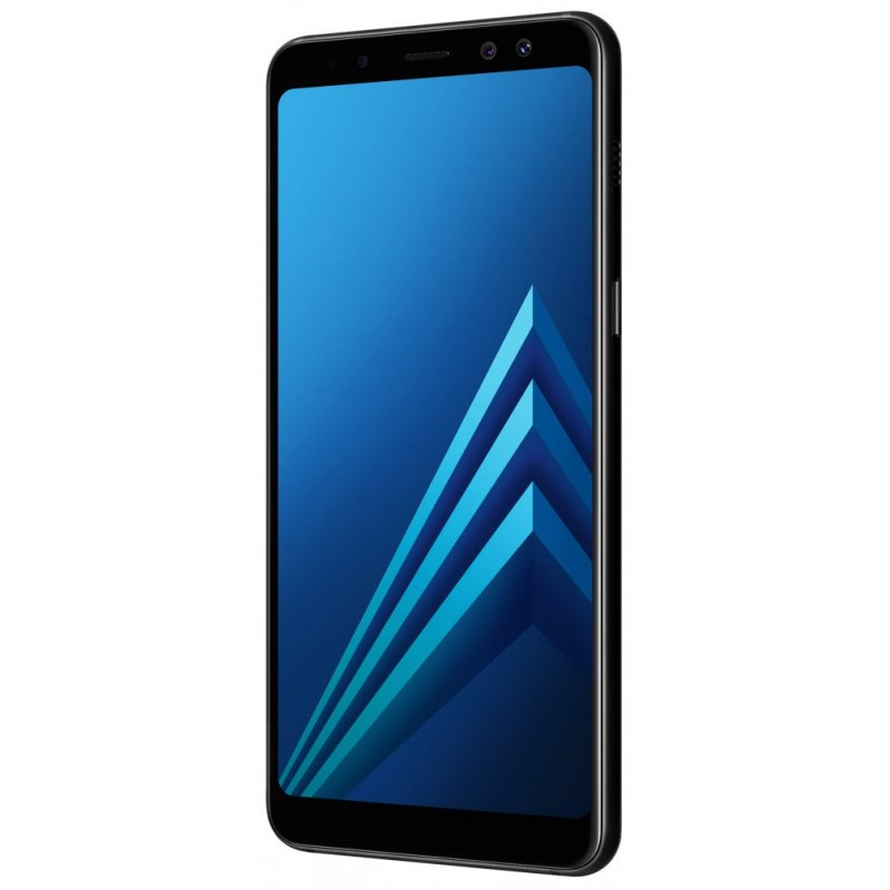 Samsung Galaxy A8 (2018) Duos SM-A530 32Gb Black