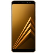 Samsung Galaxy A8 (2018) Duos SM-A530 32Gb Gold + Карта памяти Samsung Evo на 128Gb в подарок!