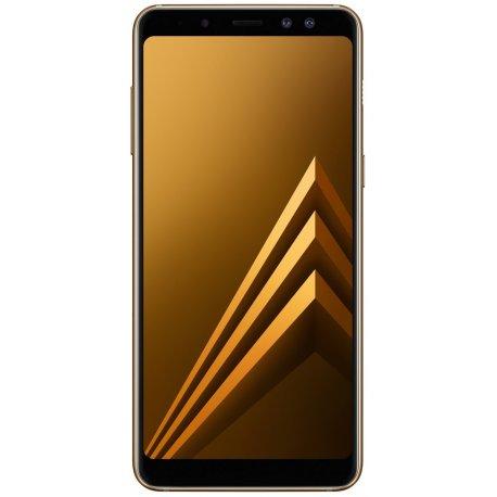 Samsung Galaxy A8 (2018) Duos SM-A530 32Gb Gold