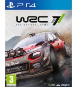Игра WRC 7 FIA World Rally Championship для Sony PS 4 (русские субтитры)