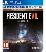 Игра Resident Evil 7: Biohazard - Gold Edition (поддержка VR) для Sony PS 4 (русские субтитры)