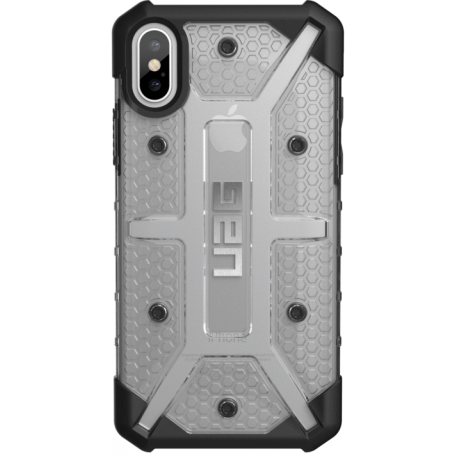 Накладка Urban Armor Gear (UAG) для iPhone X Plasma Ice (IPHX-L-IC)