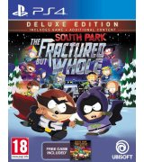 Игра South Park: The Fractured but Whole. Deluxe Edition для Sony PS 4 (русские субтитры)