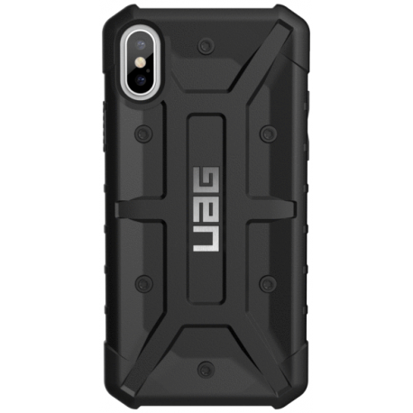 Накладка Urban Armor Gear (UAG) для iPhone X Pathfinder Black (IPH8-A-BK)