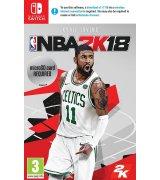 Игра NBA 2K18 для Nintendo Switch (английская версия)