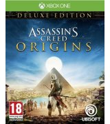 Игра Assassin's Creed: Истоки. Deluxe Edition для Microsoft Xbox One (русская версия)