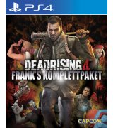 Игра Dead Rising 4: Frank's Big Package для Sony PS 4 (русские субтитры)