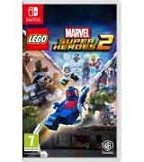 Игра LEGO Marvel Super Heroes 2 для Nintendo Switch (русские субтитры)