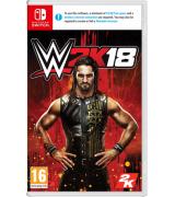 Игра WWE 2K18 для Nintendo Switch (английская версия)
