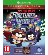 Игра South Park: The Fractured but Whole. Deluxe Edition для Microsoft Xbox One (русские субтитры)