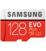 Карта памяти Samsung microSDXC 128GB EVO Plus UHS-I U3 Class 10 (MB-MC128GA/APC/MB-MC128GA/RU)