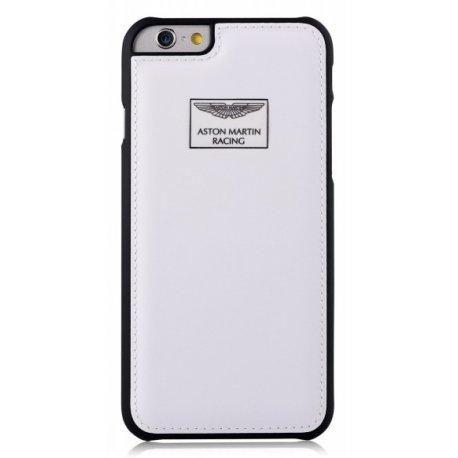 Накладка Aston Martin для Apple iPhone 6/6S Black-Wite