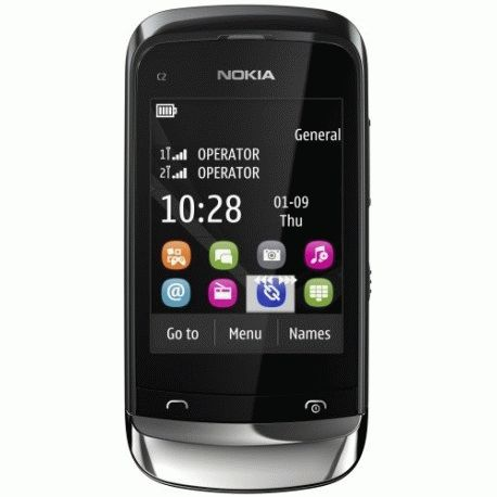 nokia-c2-06-touch-and-type-dual-sim-graphite