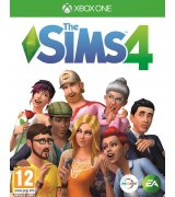 Игра The Sims 4 для Microsoft Xbox One (русские субтитры)