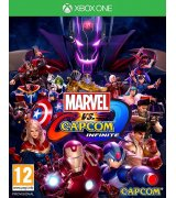 Игра Marvel vs. Capcom: Infinite для Microsoft Xbox One (русские субтитры)