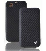 kojanyy-chehol-zenus-prestige-carbon-series-folder-type-black-dlja-iphone-4