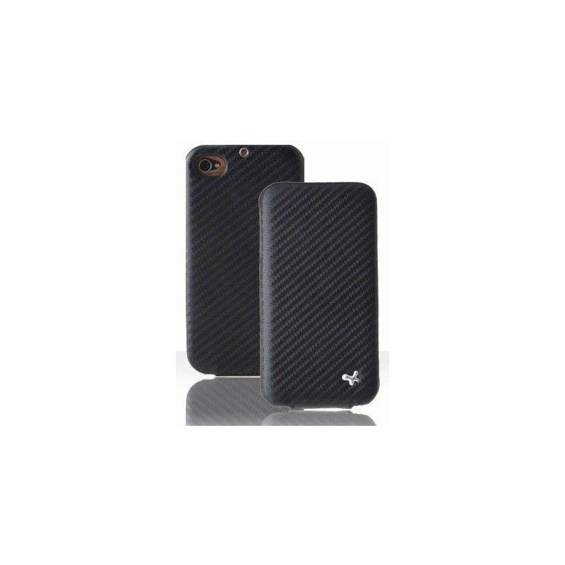 kojanyy-chehol-zenus-prestige-carbon-series-folder-type-black-dlja-iphone-4