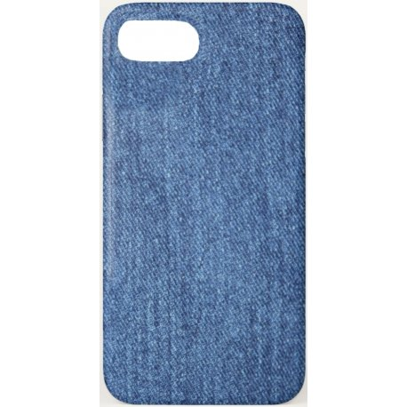 Чехол Jeans 7 Plus/ 8 Plus Case Blue