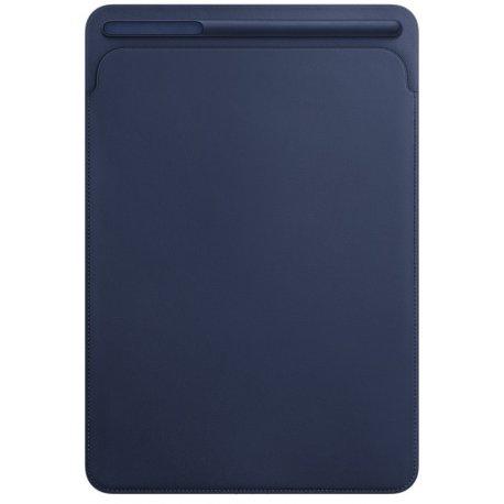 Чехол-футляр Sleeve Leather для iPad Pro 10.5 (MPU22) Midnight Blue