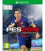Игра Pro Evolution Soccer 2018 (PES 2018) для Microsoft Xbox One (русские субтитры)