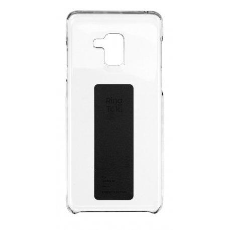Чехол Ring Clear Cover для Samsung Galaxy A8 (2018) A730 Clear (GP-A730AMCPBAA)