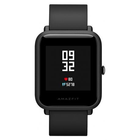 Умные часы Amazfit Bip Black (UYG4021RT)