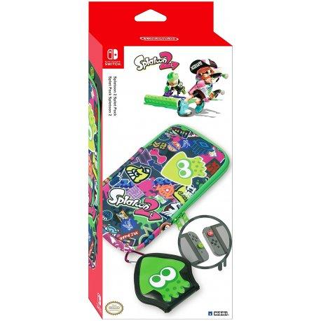 Чехол+пленка platoon 2 Splat Pack для Nintendo Switch