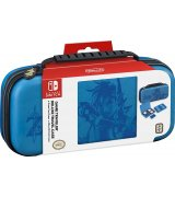 Чехол Deluxe Travel Case The Legend of Zelda: Breath of the Wild для Nintendo Switch Blue