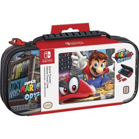 Чехол Deluxe Travel Case Super Mario Odyssey для Nintendo Switch